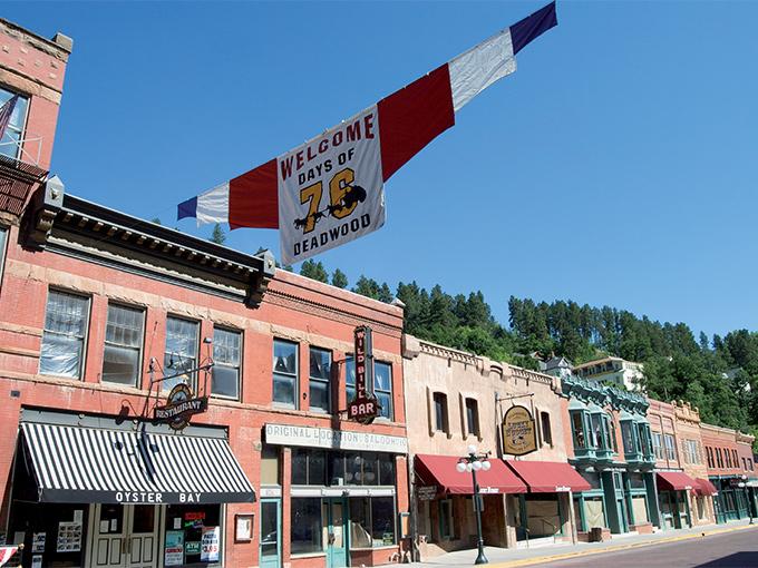 Image Amerique du Nord Etats Unis Deadwood