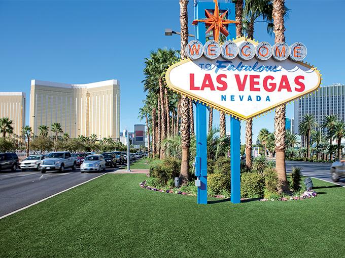 Image Amerique du Nord Las Vegas