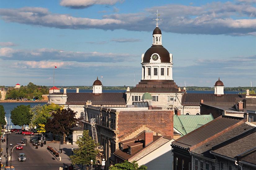 image 1 Horizon de Kingston rue Brock vu d en haut 38 it 171374666