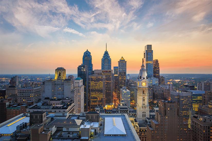 image 1 Horizon du centre ville de Philadelphie 15 as_90309701