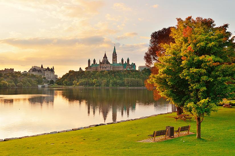 image Canada Ottawa Automne  it