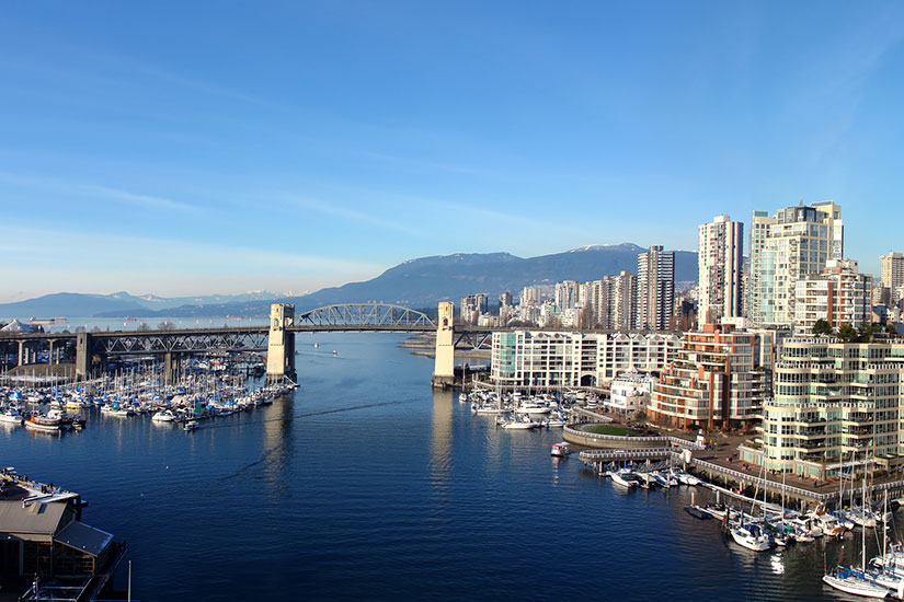 image Canada Vancouver panorama  fo