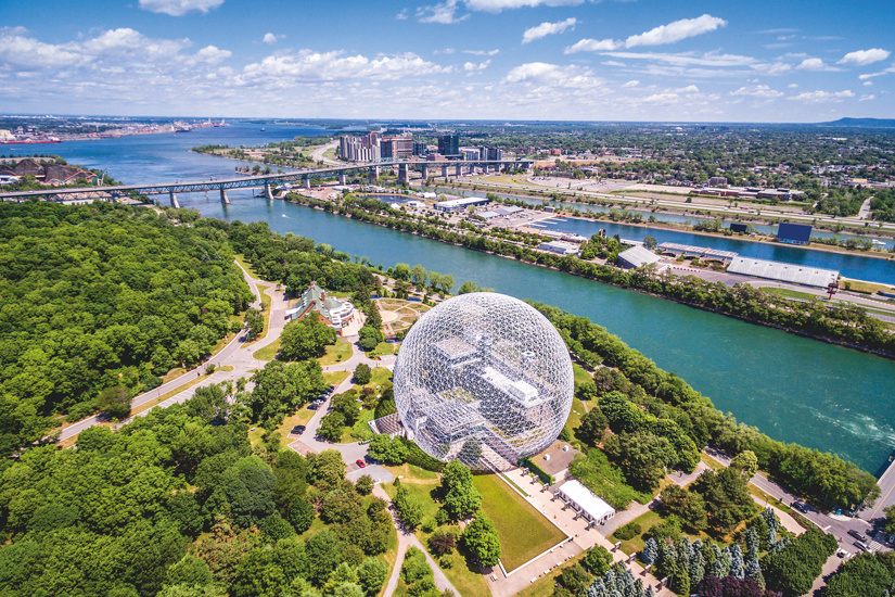 image Canada montreal biosphere fleuve saint laurent 43 as_138074912