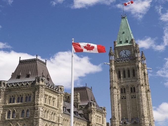 image Canada ottawa parlement