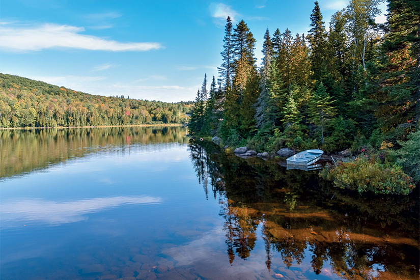 image Canada parc national de la Mauricie 28 as_298101881