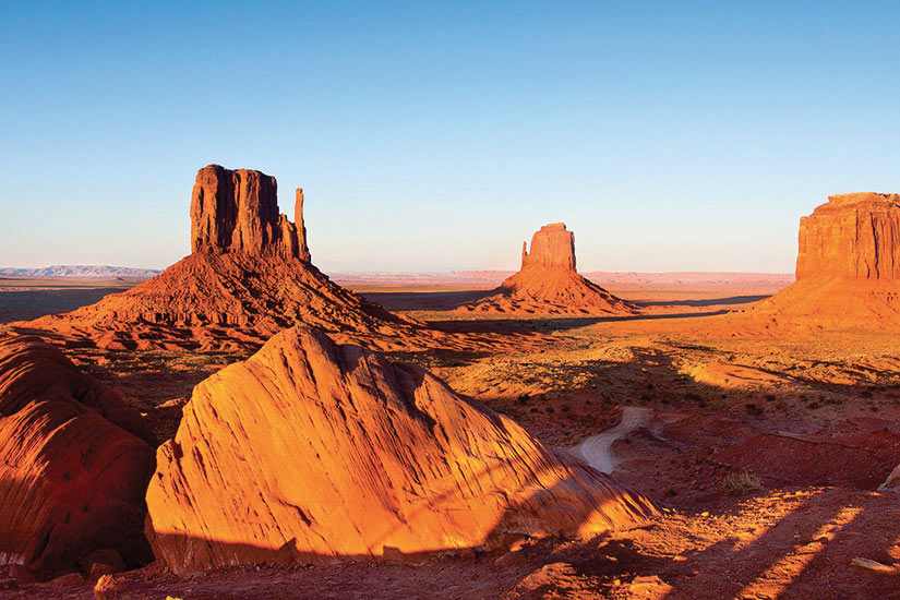image Etats Unis Arizona Monument Valley  fo