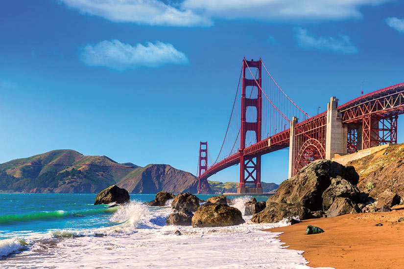 image Etats Unis Californie San Francisco Golden Gate  it