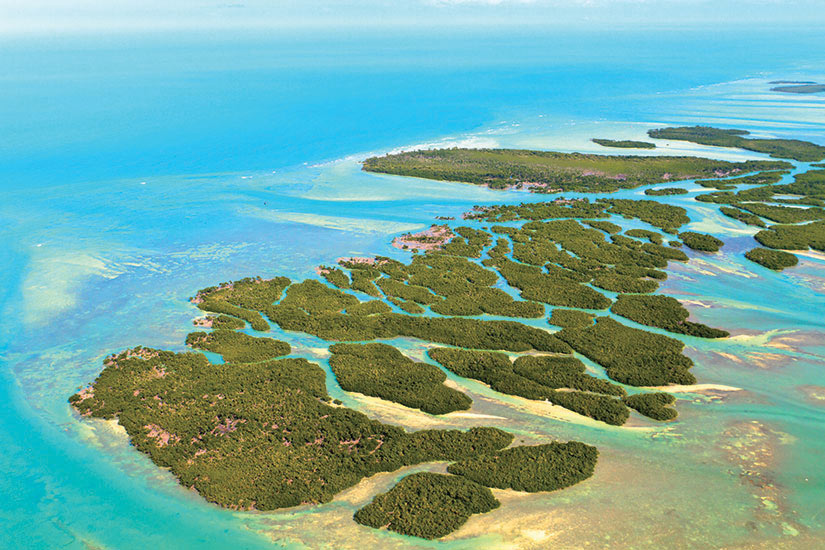 image Etats Unis Florida Keys vue aerienne  it