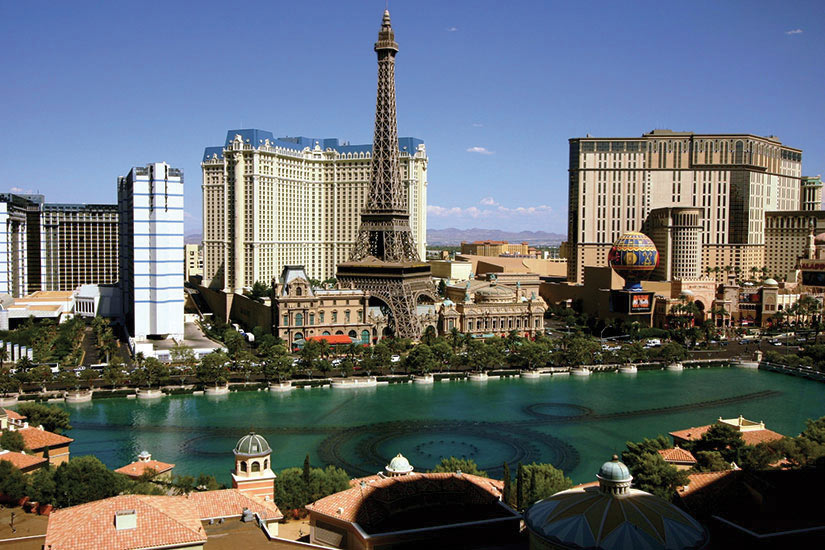 image Etats Unis Las Vegas Hotel Paris