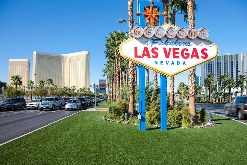 image Etats Unis Las Vegas bienvenue  it