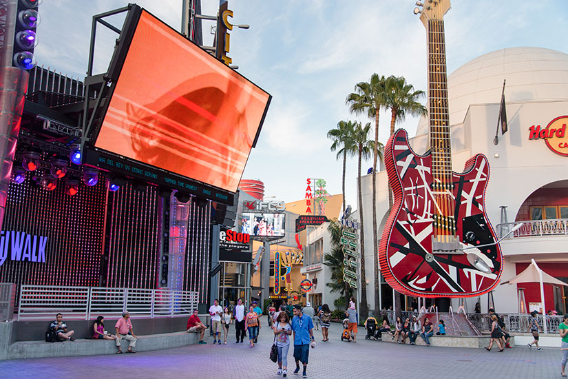 image Etats Unis Los Angeles Universal City  it
