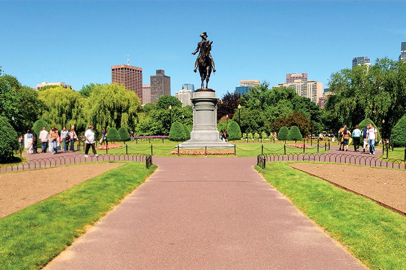 image Etats Unis Massachusetts Boston jardin Boston Common_09 as_92023323