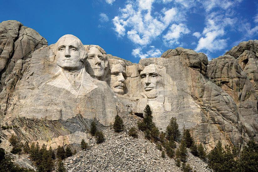 image Etats Unis Mont Rushmore  it