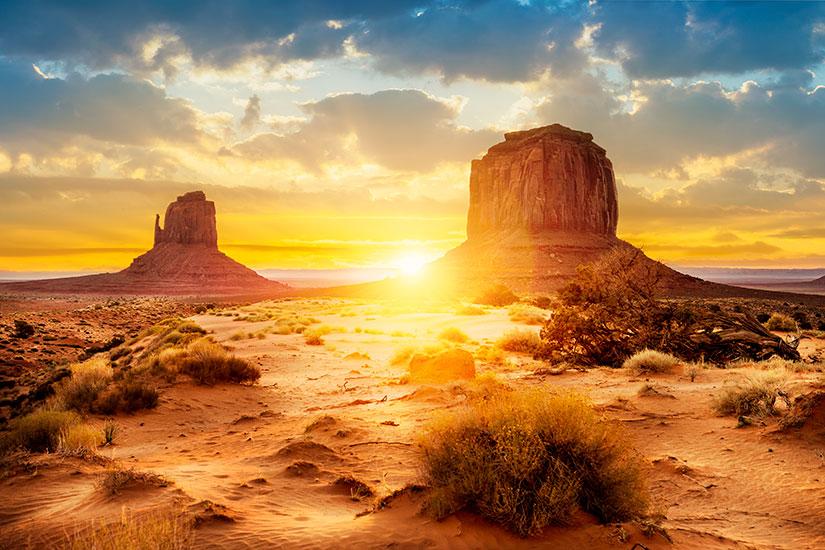 image Etats Unis Monument Valley  it