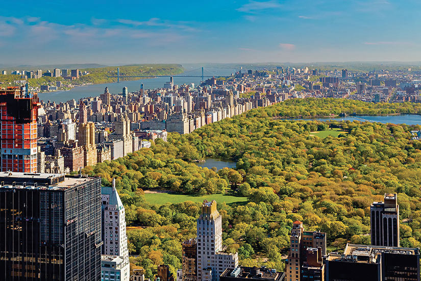 image Etats Unis New York Central Park  fo