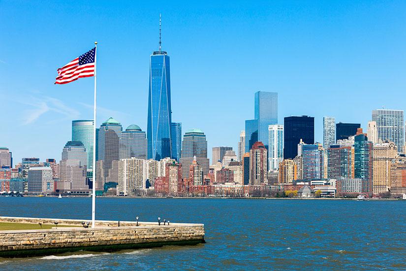 image Etats Unis New York Freedom Tower  it