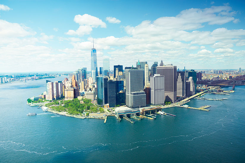image Etats Unis New York Manhattan  it