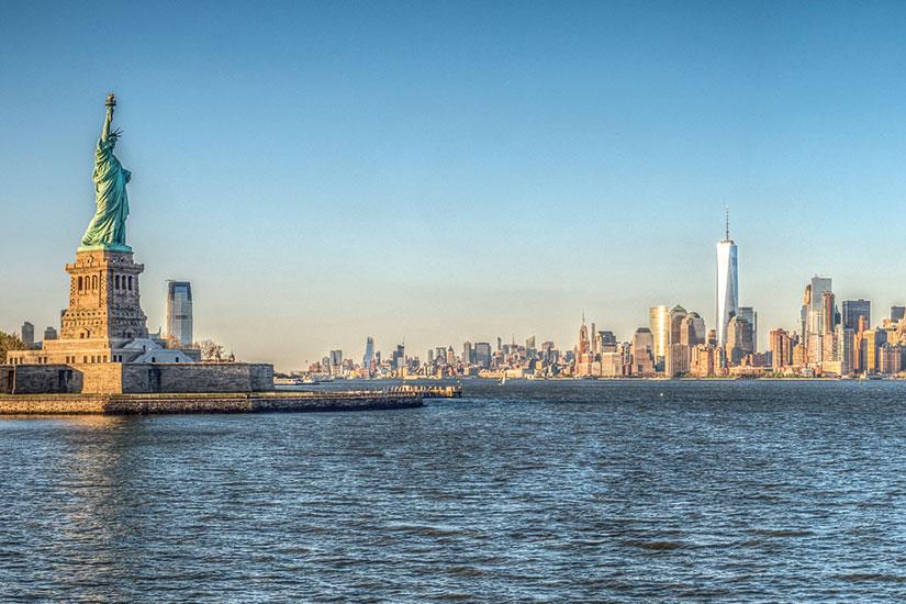image Etats Unis New York Statue Liberte  fo