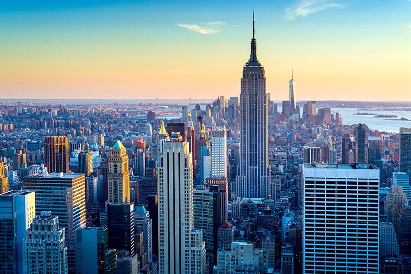 image Etats Unis New York panorama  it