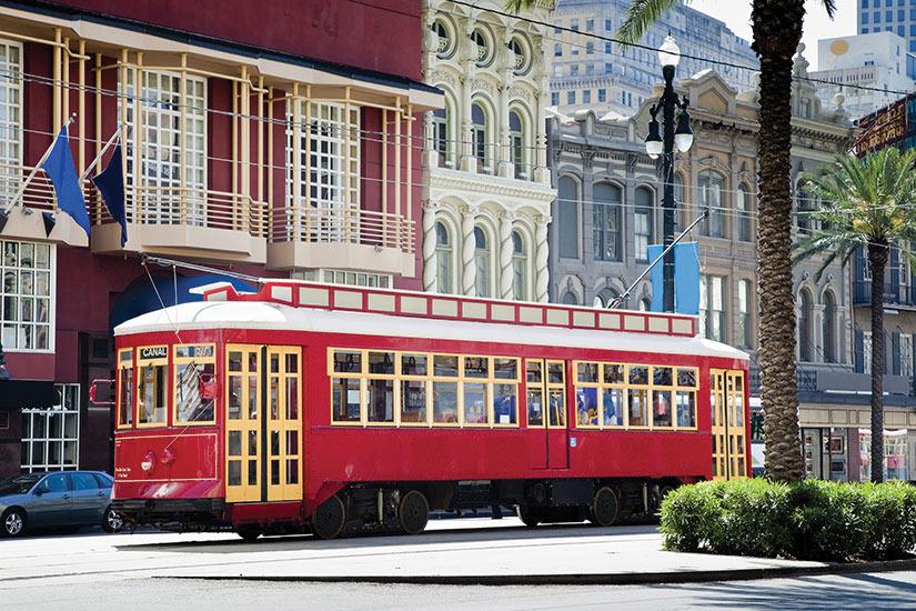 image Etats Unis Nouvelle Orleans tramway  it