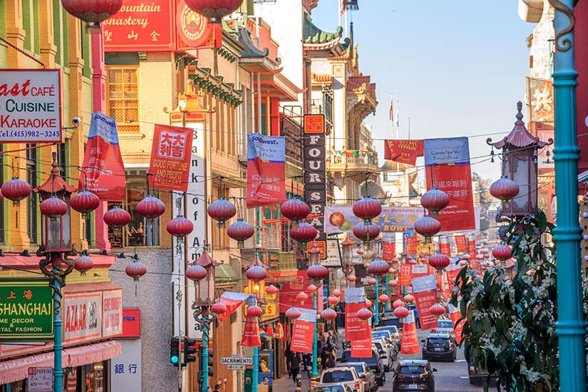 image Etats Unis San Francisco Chinatown  it