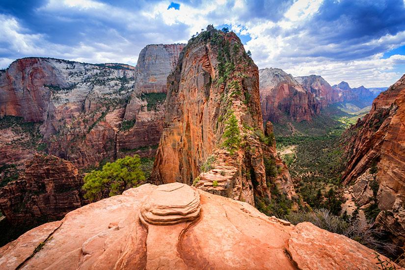image Etats Unis Utah Parc National Zion  it