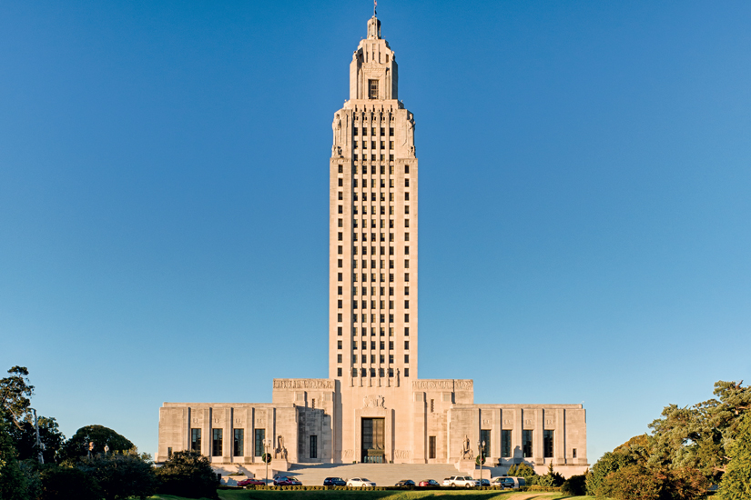 image Etats Unis baton rouge capitole etat 32 it_468889431