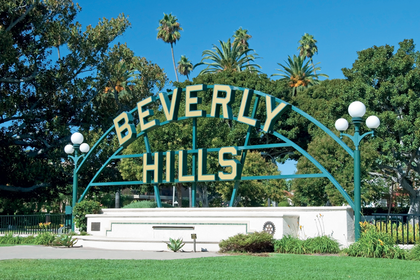 image Etats Unis los angeles signe beverly hills 40 it_162407206