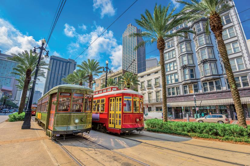 image Etats Unis new orleans tram 52 as_161865544