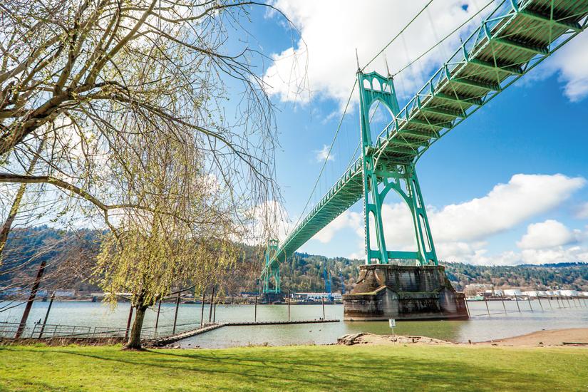 image Etats Unis portland pont st johns 85 as_81000163
