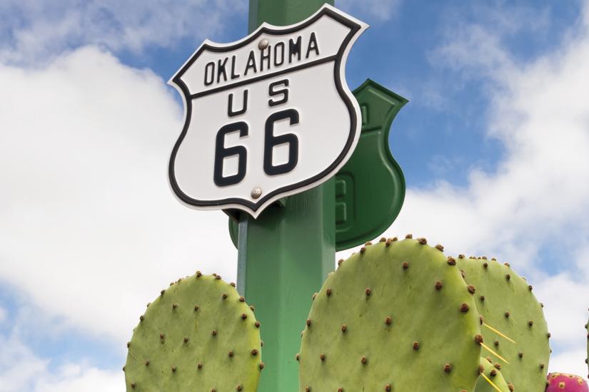 image Etats Unis signe route 66 18 as_71883971