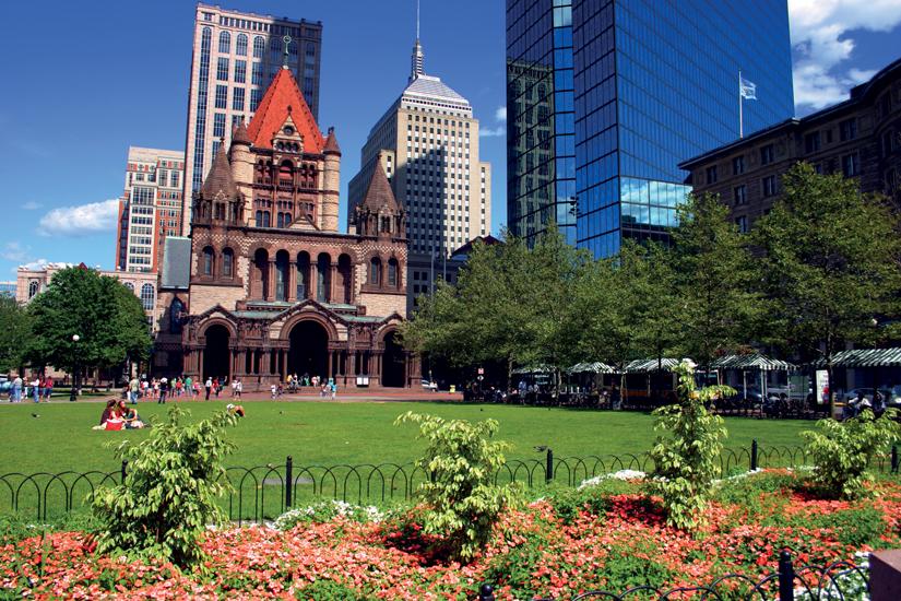 image Etats unis boston massachusetts copley square 42 it_3796493