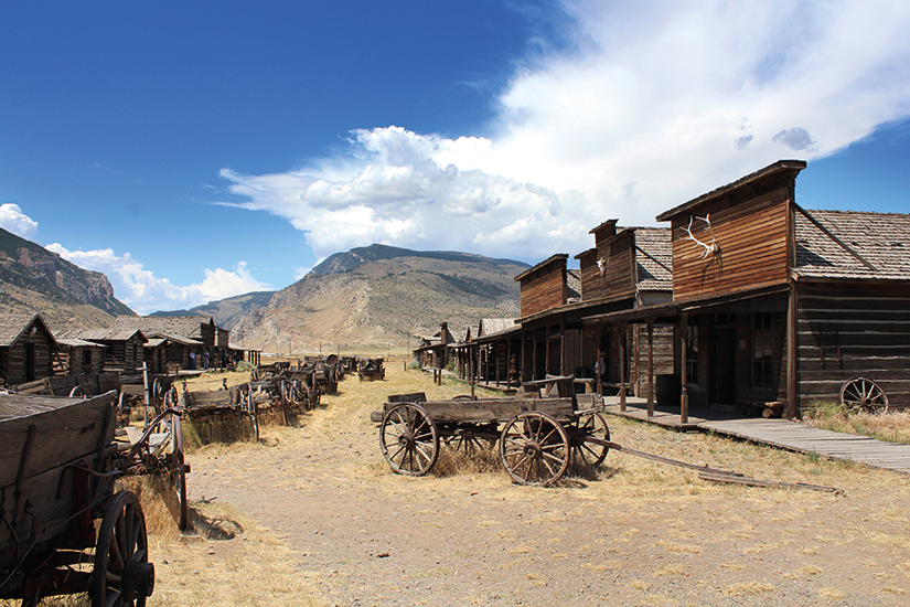 image USA Cody Wyoming Ghost town 79 as_69149840