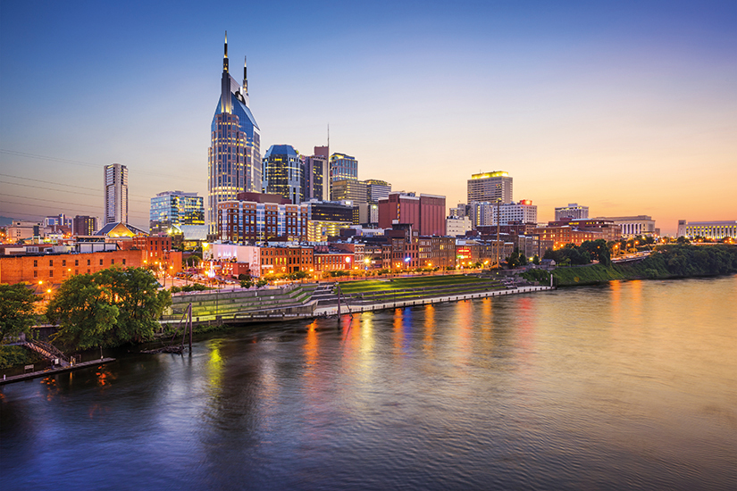 image USA Nashville Tennessee downtown 93 as_73314740