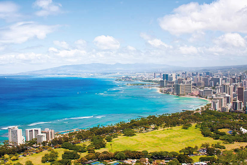 image USA Oahu Hawaii skyline 97 as_51561703