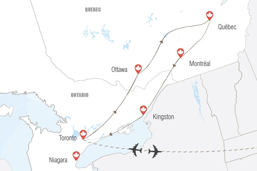 carte Canada Canada Express Hugh 20_333 192534