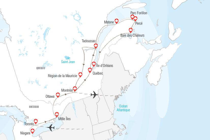 carte Canada Immersion canadienne entre nous Hugh 21 22_364 698581