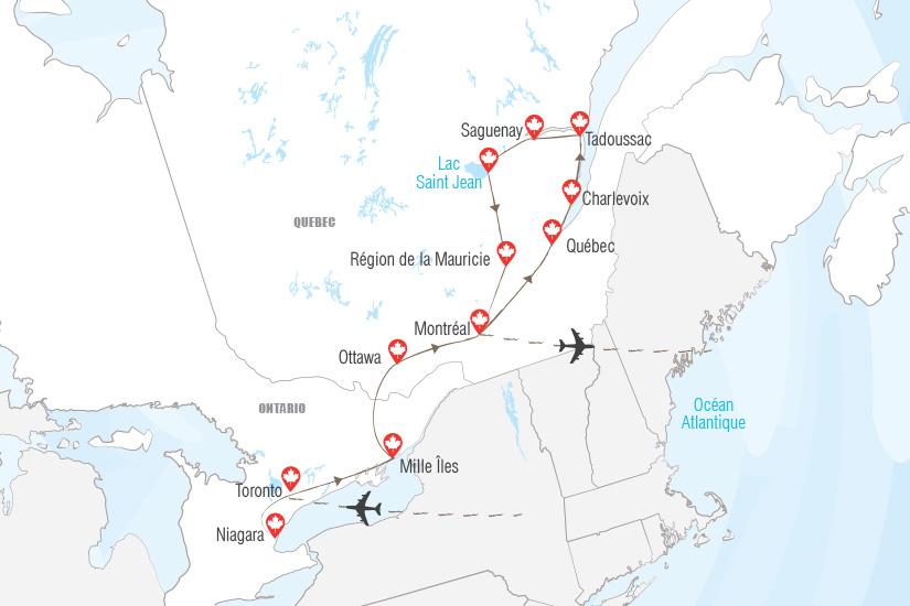 carte Canada Tresors du Canada Hugh 21 22_364 262388