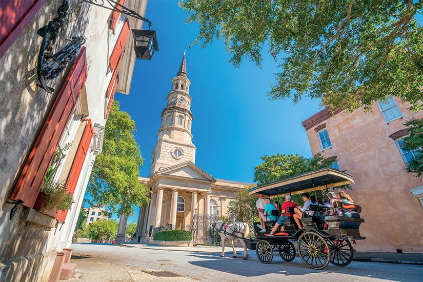 (image) image Centre ville historique de Charleston 33 as_138437862