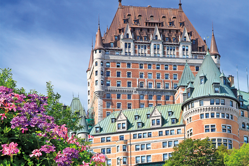 (image) image Chateau Frontenac Quebec Canada 22 it 452178241