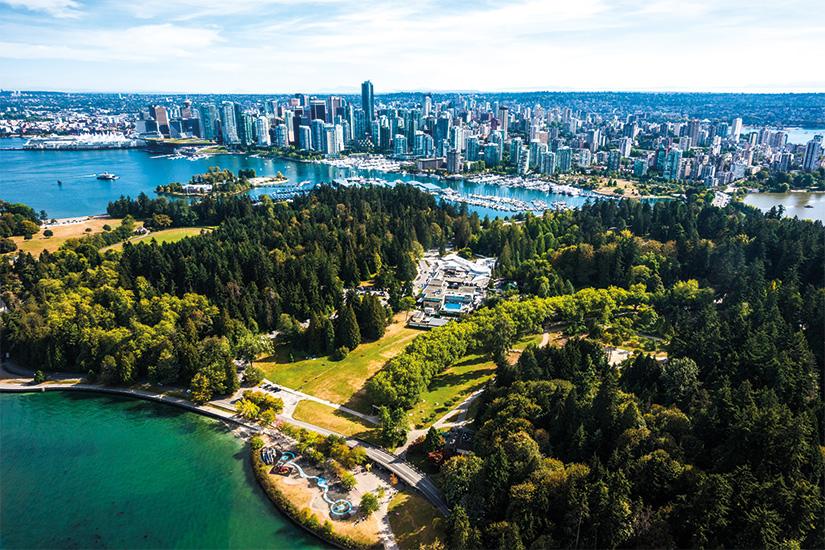 (image) image Image aerienne du centre ville de Vancouver Canada 21 it 915402614