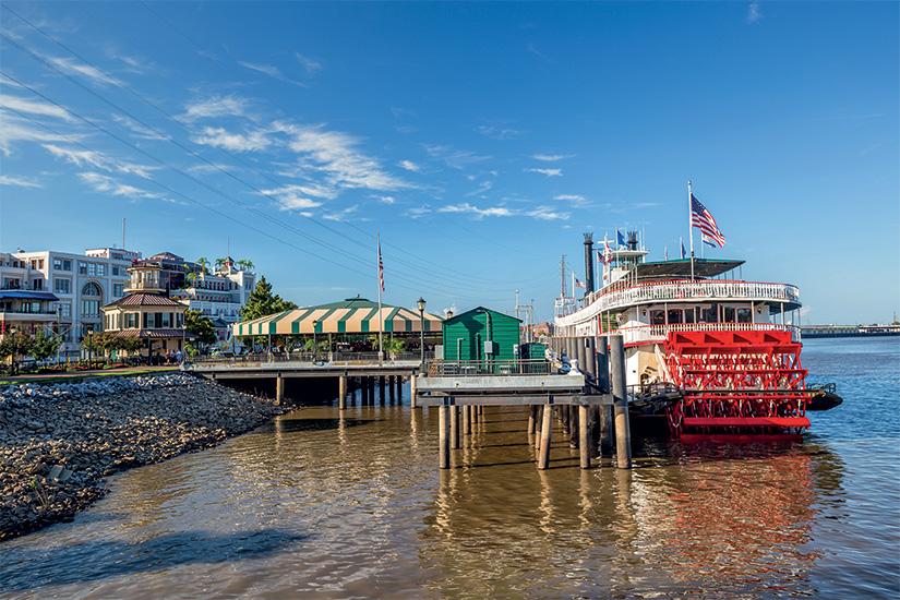 (image) image Nouvelle Orleans bateau a vapeur au Mississippi a la Nouvelle Orleans 41 it 578305956