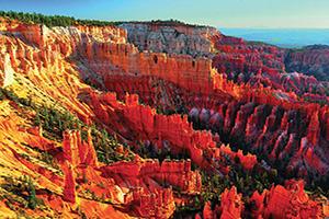 etats unis bryce canyon panorama  fo