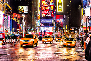 séjour etats unis new york th avenue times square  it