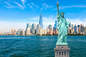 circuit etats unis new york statue liberte  it
