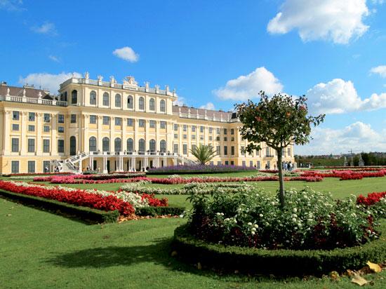 autriche chateau schonbourg 2012