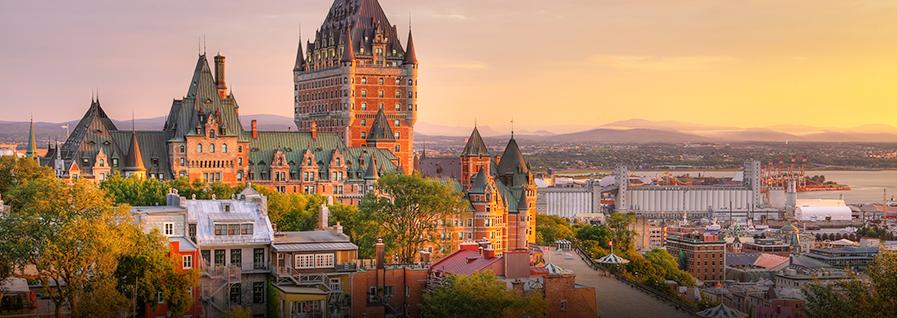 Voyages en toute liberté dans l'Est canadien