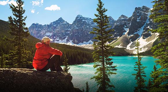 Voyages en toute liberté dans l'Ouest canadien